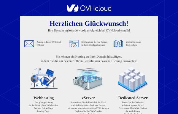 Vorschau von www.styleist.de, Styleist