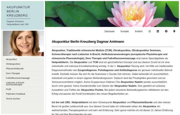 Vorschau von www.akupunkturpraxis-berlin.com, Akupunkturpraxis Berlin Kreuzberg