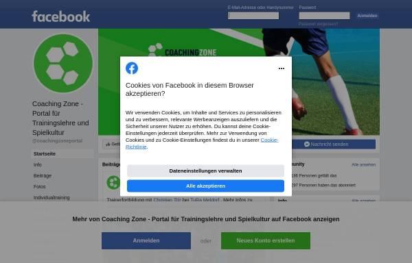 Vorschau von www.dooleysoccer.org, Fussballschule Dooley Soccer University