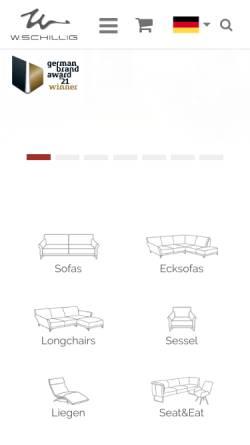 Wschillig Hochwertige Polstermöbel Und Ledermöbel Polstermöbel