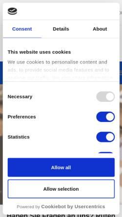 Vorschau der mobilen Webseite www.berlinertextiletiketten.de, Berliner Textil Etiketten