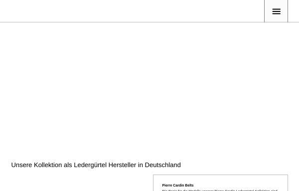 Vorschau von www.lindenmann.com, LINDENMANN, der Spezialist für Accessoires