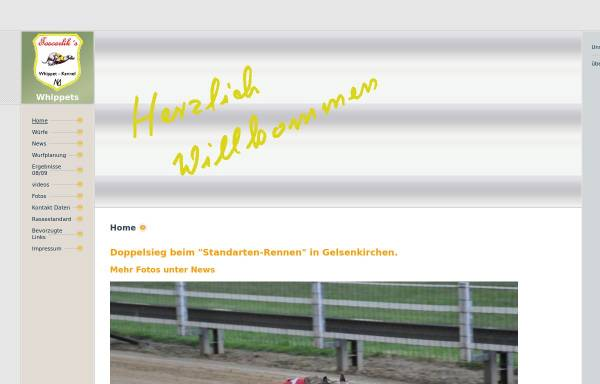 Vorschau von www.toscarliks-whippets.de, Toscarliks-Whippets
