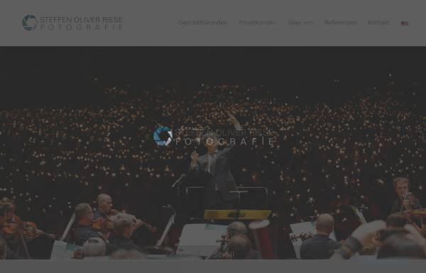 Vorschau von www.steffenriese.de, Steffen Oliver Riese Fotografie