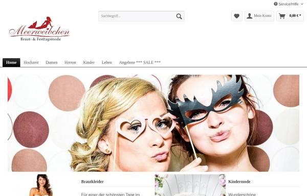 Vorschau von www.meerweibchen.de, Meerweibchen