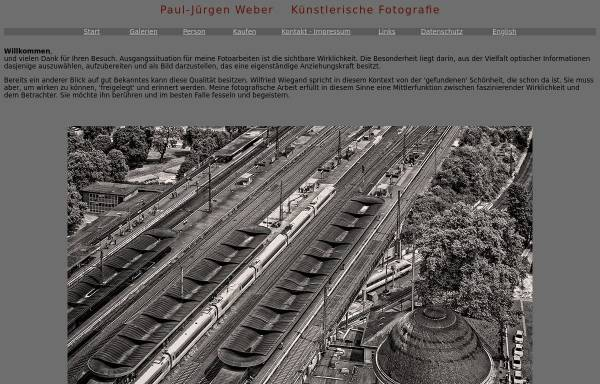 Vorschau von www.pjweber.de, Weber, Paul-Jürgen