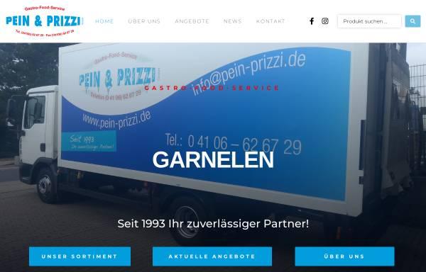 Vorschau von www.pein-prizzi.de, Pein & Prizzi GmbH