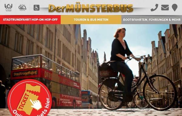 Vorschau von www.muensterbus.de, Der Münsterbus