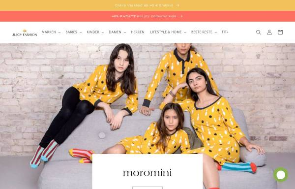 Vorschau von www.juicy-fashion.de, Juicy Fashion