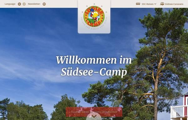 Vorschau von www.suedsee-camp.de, Südsee-Camp
