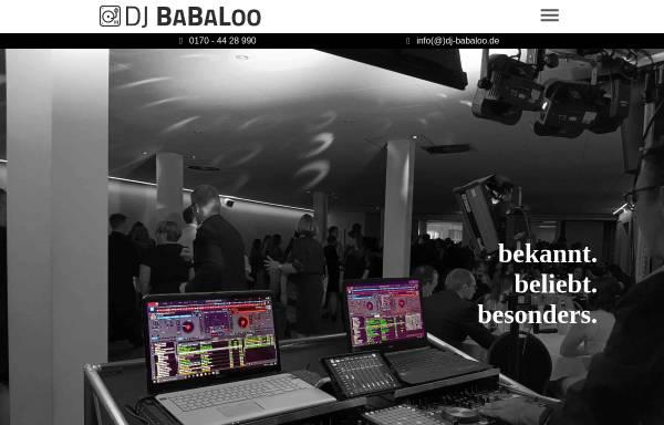 Vorschau von dj-babaloo.de, DJ BaBaLoo