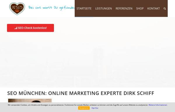 Vorschau von www.in-seo.de, In-Seo.de, Dirk Schiff