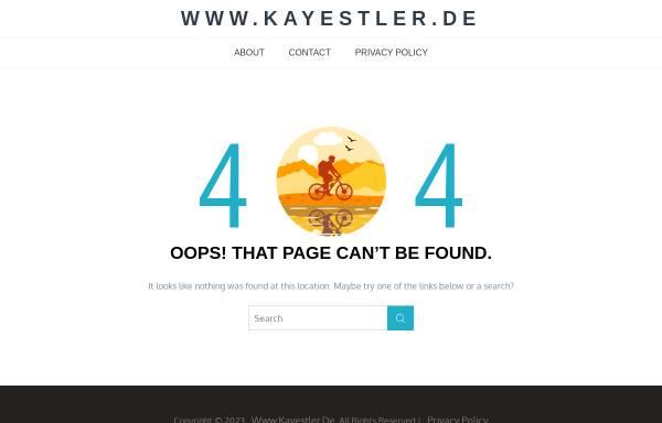 Vorschau von www.kayestler.de, Kamtschatka - Trekking im Land der Vulkane [Kay Estler]