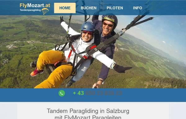 Vorschau von www.flymozart.at, FlyMozart Salzburg
