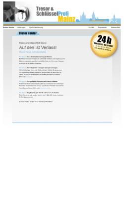 Vorschau der mobilen Webseite www.tresor-schluesselprofi.de, Tresor- & Schlüssel-Profi