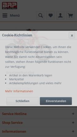 Vorschau der mobilen Webseite www.porn-suspension.de, Porn Suspension