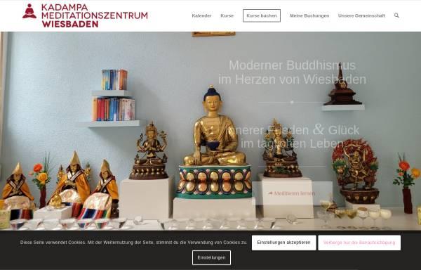 Vorschau von www.serlingpa.de, Serlingpa - Zentrum für Buddhismus in Wiesbaden