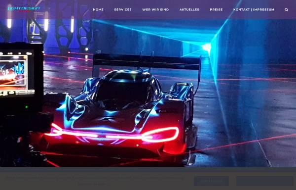 Vorschau von www.lightdesign-laser.de, Lightdesign Laser