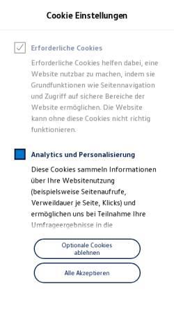 Vorschau der mobilen Webseite www.autohaus-hoerig.de, Autogaus Hörig GmbH