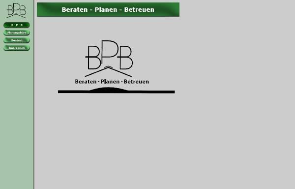 Vorschau von www.beraten-planen-betreuen.de, Beraten - Planen - Betreuen