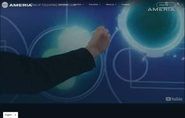 Vorschau von www.ameria.de, Ameria GmbH