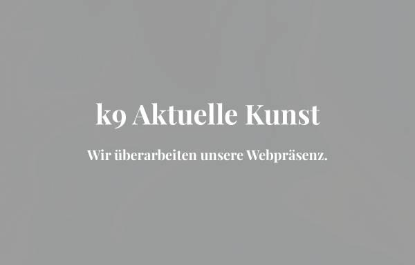 Vorschau von www.k9aktuellekunst.de, Galerie k9 - Inh. Sonja Bieker