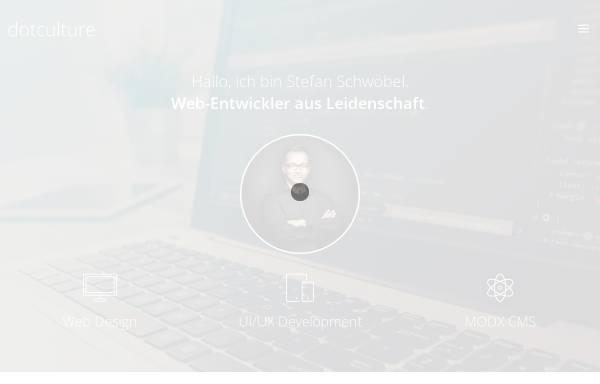 Vorschau von www.dotculture.de, Dotculture, Stefan Schwöbel