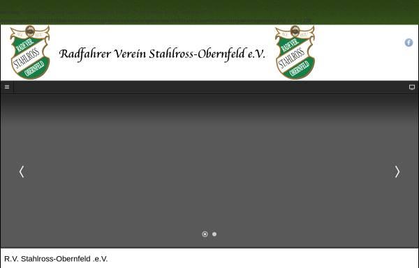 Vorschau von www.stahlross-obernfeld.de, Radfahrer Verein Stahlross-Obernfeld von 1905 e.V.