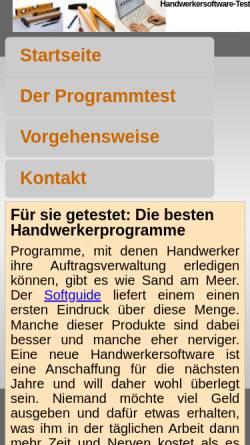 Handwerkersoftware Test In Maxhutte Haidhof Warenwirtschaft Kmu