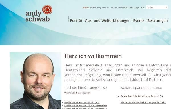 Vorschau von www.andyschwab.com, Andy Schwab