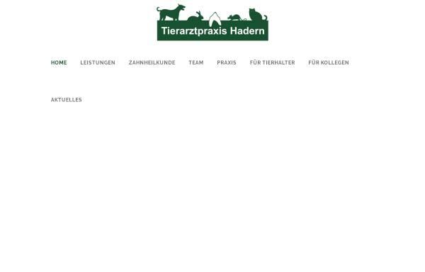 Vorschau von www.kleintierpraxis-muenchen.de, Tierarzt München