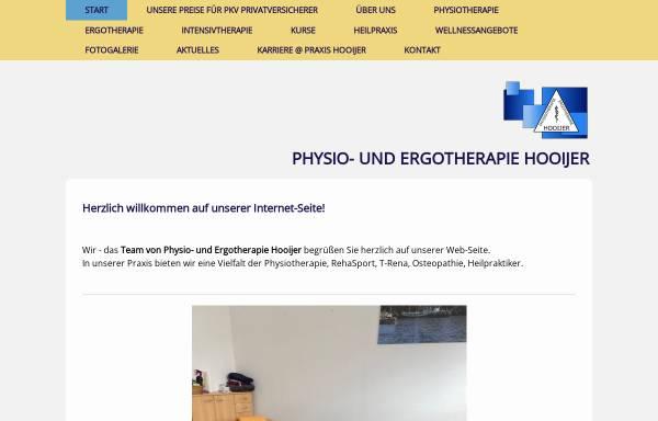 Vorschau von www.physiotherapie-schillinger.de, Physiotherapie Schillinger