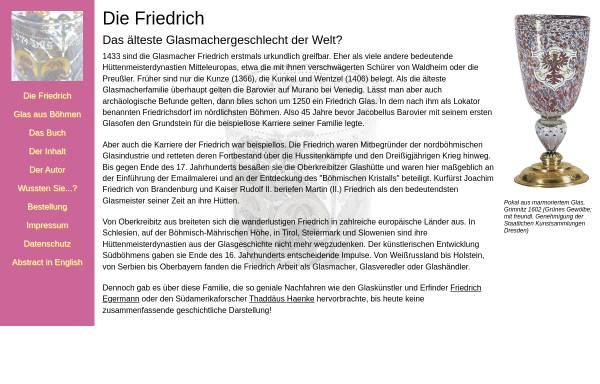 Vorschau von www.glasmacher-friedrich.de, Friedrich