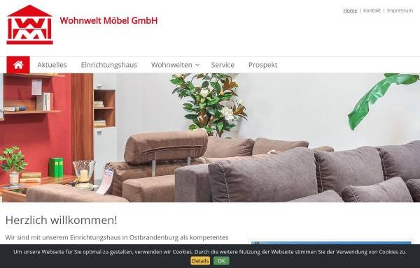 Wohnwelt Mobel Vertriebsgesellschaft Mbh Wirtschaft Oder Spree