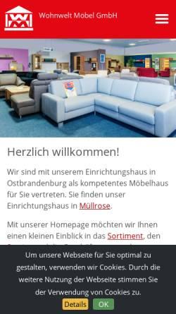 Wohnwelt Möbel Vertriebsgesellschaft Mbh Wirtschaft Oder Spree
