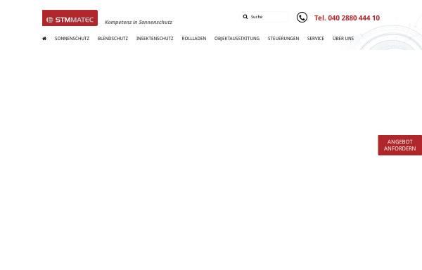 Vorschau von www.stm-matec.de, STM MATEC GmbH & Co.KG