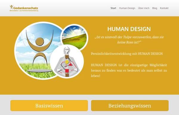 Vorschau von www.gedankenschatz.de, Gedankenschatz Bewusstseinszentrum 2012