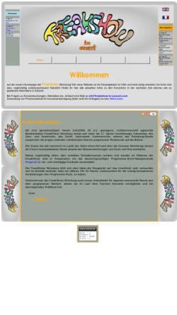 Vorschau der mobilen Webseite www.freakshow-in-concert.com, FreakShow Würzburg