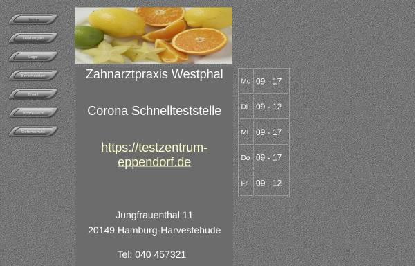 Vorschau von www.jungfrauenthal.de, Westphal, Michael