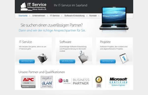 Vorschau von www.hurth-online.de, Hurth