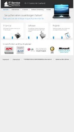 Vorschau der mobilen Webseite www.hurth-online.de, Hurth