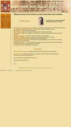 Vorschau der mobilen Webseite www.stael-von-holstein.de, Stael von Holstein