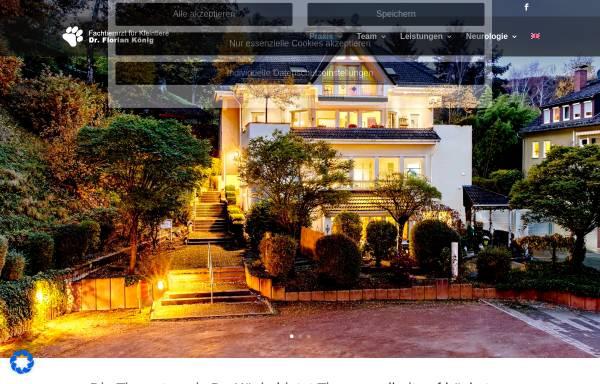 Vorschau von www.neurovet.de, König, Florian Dr.