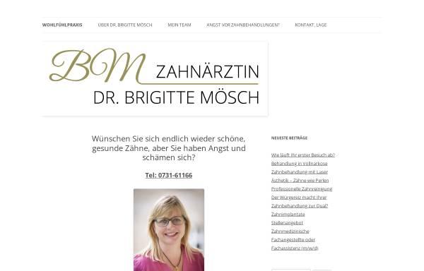 Vorschau von www.dr-moesch.de, Mösch, Dr. Eberhard und Dr. Brigitte