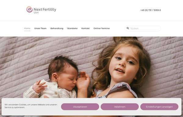 Vorschau von www.kinderwunsch-ulm.de, Praxisklinik Frauenstrasse