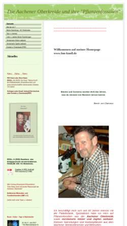 Vorschau der mobilen Webseite hm-knoll.de, Die Aachener Oberkreide