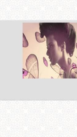 Vorschau der mobilen Webseite www.born2style.de, Born2Style