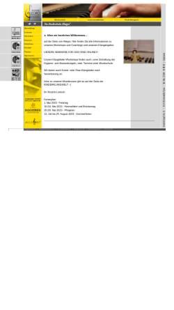 Vorschau der mobilen Webseite www.allegromusikschule.de, Musikschule
