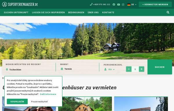 Vorschau von www.superferienhauser.de, Tour Trend