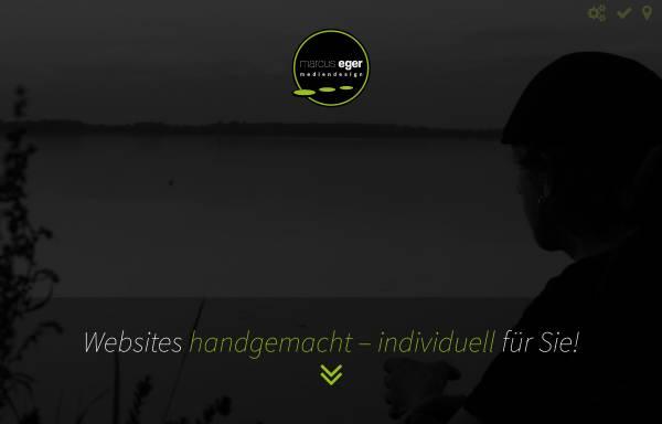 Vorschau von www.marcuseger.de, Mediendesign Marcus Eger